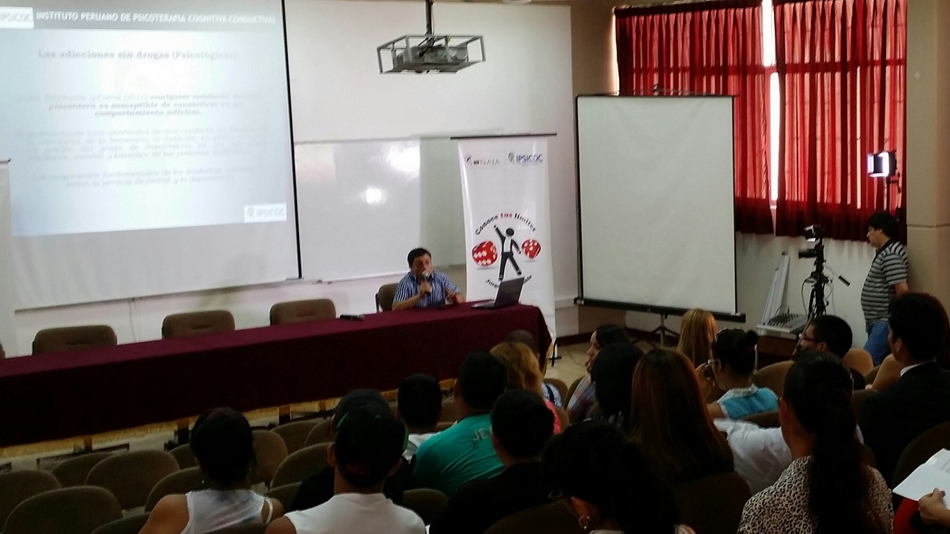 Charla Universidad Villarreal